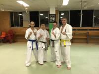 Sensei Masafumi Tagahara Seminar